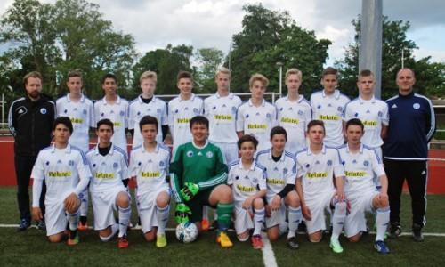 Kjøbenhavns Boldklub U15